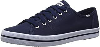 Keds Women's Kickstart Fashion Sneaker,Navy,5 M US