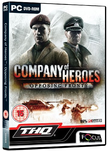 Company of Heroes Opposing Fronts [UK Import]