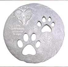 Pet Memorial Stepping Stone 9 1/2 Inch