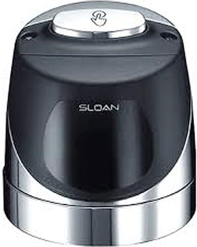 popular Sloan 3325400 Plus lowest Toilet Optima, 2.00 x 1.60 x 1.60 inches, lowest Black online