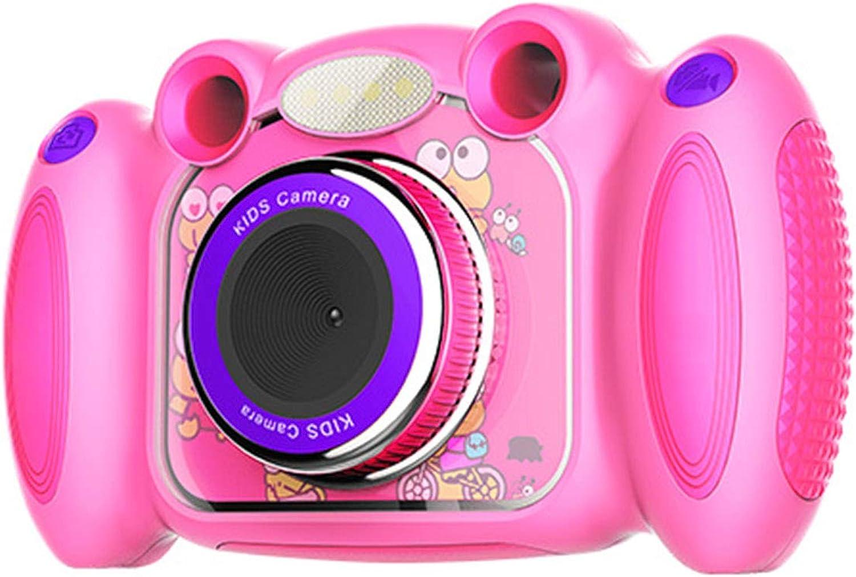 AIBAB Digitalkamera Der Kinder-Karikatur Lernspielzeug 2,4 Zoll HD-Display