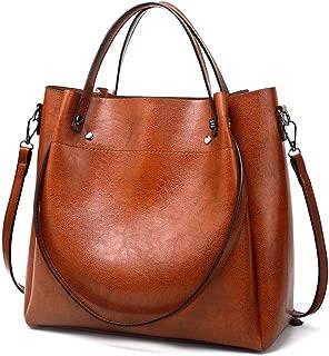 Handbags for women Shoulder Bags Soft Lady Tote Satchel Fashion Purses Classic Designer Work Woman Bags Bucket Hobo Bags
