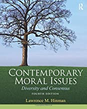 Best contemporary moral issues 4th edition Reviews