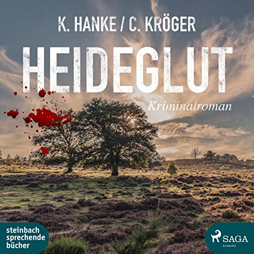 Heideglut audiobook cover art