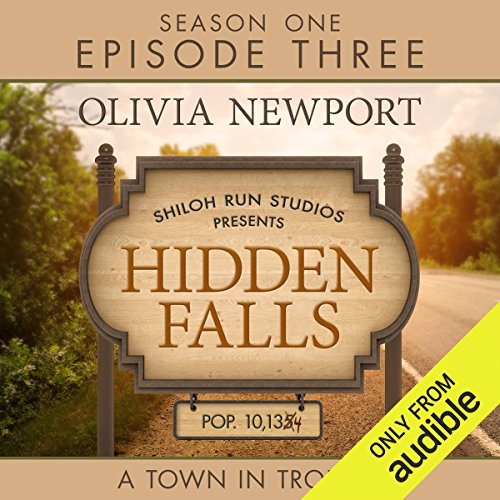 Hidden Falls: A Town in Trouble Titelbild
