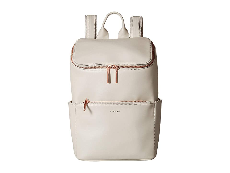 Matt & Nat Brave (Stone) Bags