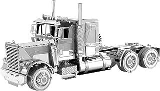 Fascinations Metal Earth Freightliner Long Nose Truck 3D Metal Model Kit