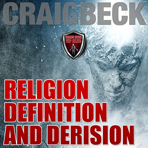 Religion Definition and Derision audiobook cover art