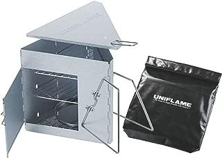 ユニフレーム(UNIFLAME)インスタントスモーカー ケースセット(665930+665992)