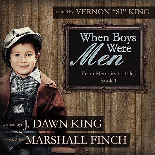 When Boys Were Men audiobook cover art