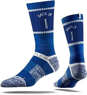 NBA Dallas Mavericks Strideline Player Crew Socks , Dennis Smith Jr. , Dennis Smith Jr.