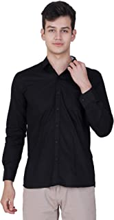 Onerio Men's Pure Cotton Slim fit | Full Slevees Casual Shirts for Men | Formal Shirts | Shirts for Men