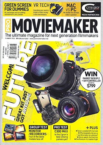 Pro Moviemaker Magazine (Summer 2016)