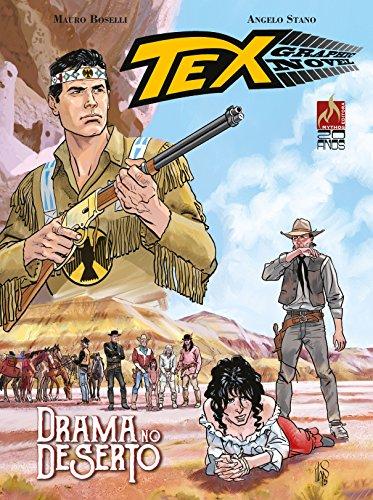 Tex Graphic Novel. Drama no Deserto - Volume 3