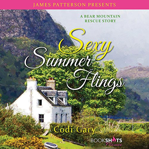 Sexy Summer Flings audiobook cover art