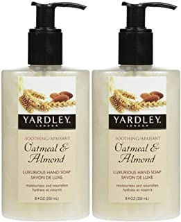 Best yardley oatmeal and almond hand soap Reviews