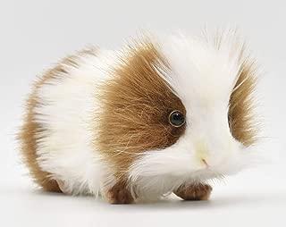 HANSA Guinea Pig Plush, Brown/White
