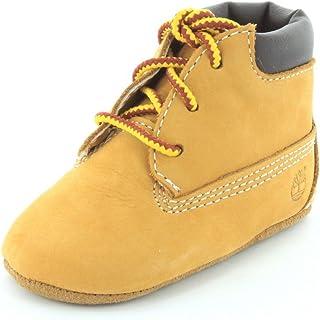 Timberland - Crib BT W Hat, Chaussures de Naissance et bonnet, Mixte bébé