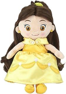 ディズニーキャラクター マイリトルプリンセス ヘアメイクプラッシュドール 美女と野獣 ベル 高さ約22cm