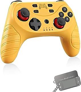 Controlador sem fio Switch Pro para Nintendo Switch / Switch Lite, Joystick de controle remoto do Switch Joystick para con...