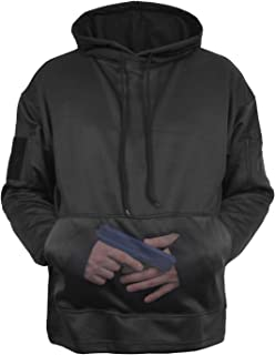 Best tactical hoodie with velcro Reviews