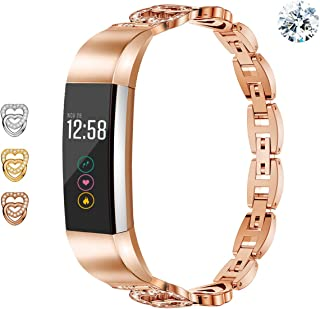 Best fitbit alta hr rose gold wristband Reviews