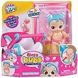 Bizzy Bubs Little Live Peek-A-Boo Baby Swirlee
