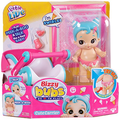Little Live Bizzy Bubs Bouncing Baby Gracie Now $5.93 (Was $19.99)