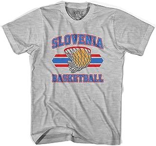 Slovenia 90's Basketball T-Shirts