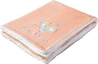 BabyCalin Bi-Matiere Blanket 75 x 100 cm