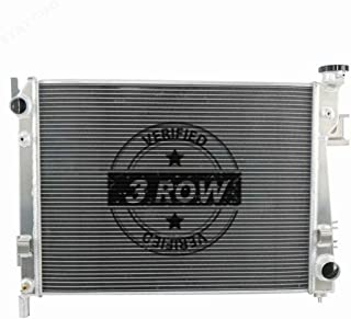 STAYCOO 56MM 3 Row All Aluminum Radiator for 2003-2009 Dodge Ram 1500 2500 3500 Pickup 5.7L V8 Engine