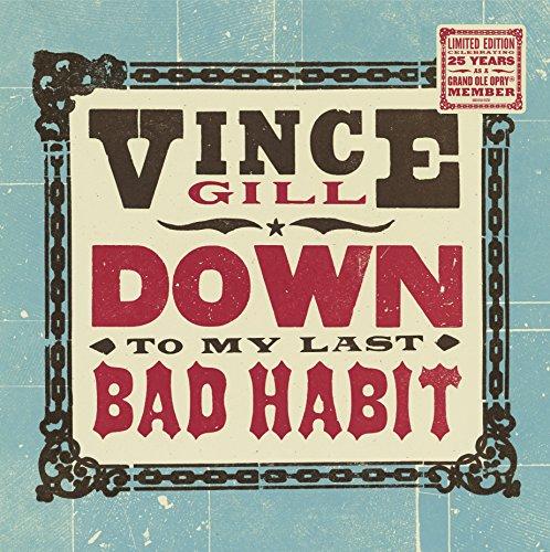 Down To My Last Bad Habit [Disco de Vinil]
