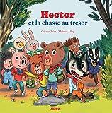 HECTOR ET LA CHASSE AU TRESOR (COLL. MES PTITS ALBUMS)