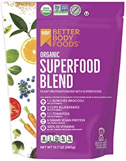 Best organic livfit superfood blend with protein Reviews