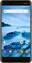 Nokia 6.1 (2018) - Android 9.0 Pie - 32 GB - Dual SIM Unlocked Smartphone (AT&T/T-Mobile/MetroPCS/Cricket/H2O) - 5.5