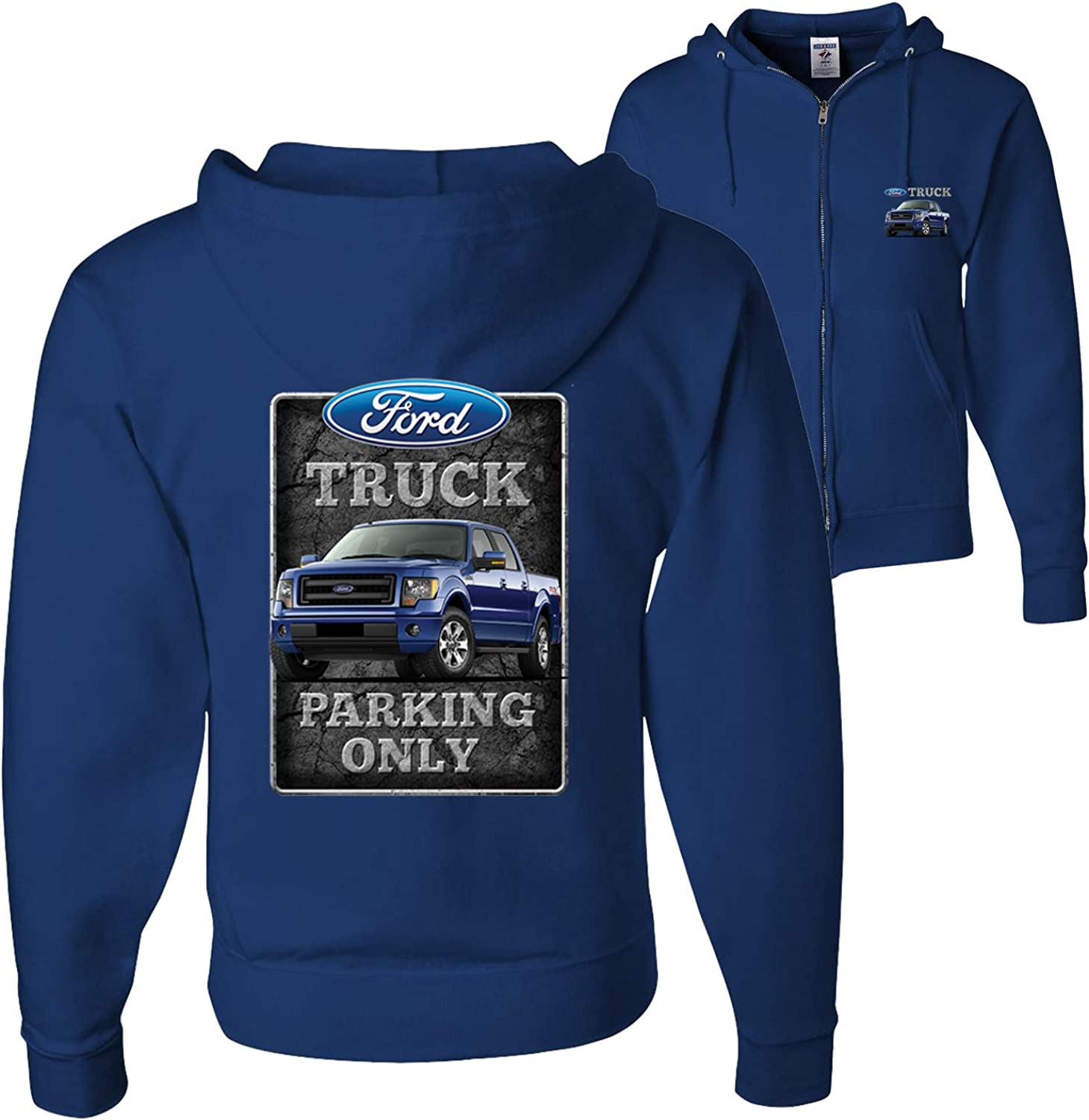 Ford Truck Portland Mall Parking Only Sign Gift Cars of Trucks Owners Wholesale for