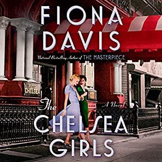 The Chelsea Girls audiobook cover art