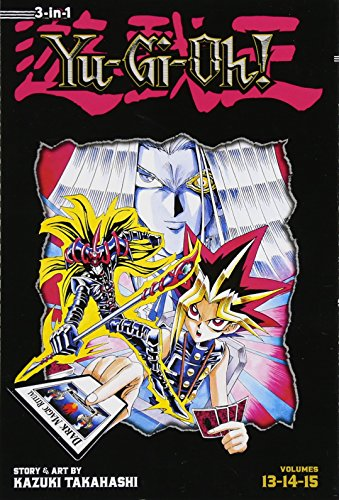 Yu-Gi-Oh! (3-in-1 Edition) Volume 5: 13-15