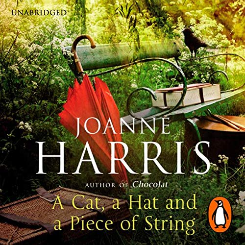 A Cat, A Hat, and a Piece of String                   By:                                                                                                                                 Joanne Harris                               Narrated by:                                                                                                                                 Thomas Judd,                                                                                        Joanne Harris                      Length: 7 hrs and 56 mins     15 ratings     Overall 3.9
