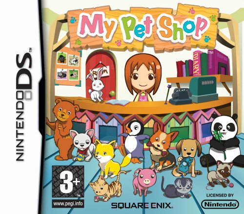 Square Enix My Pet Shop - Juego