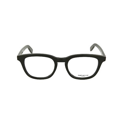 a2c049aef6 Eyeglasses Saint Laurent SL 144 005 BLACK   BLACK