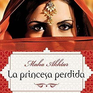 La princesa perdida [The Lost Princess] audiobook cover art
