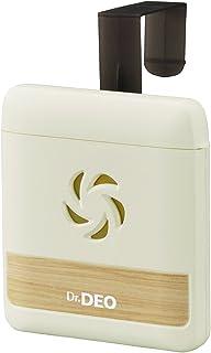 カーメイト 無香消臭剤 ドクターデオ(Dr.DEO) お部屋用 ドア掛け&貼付タイプ 安定化二酸化塩素 25ml DSD12