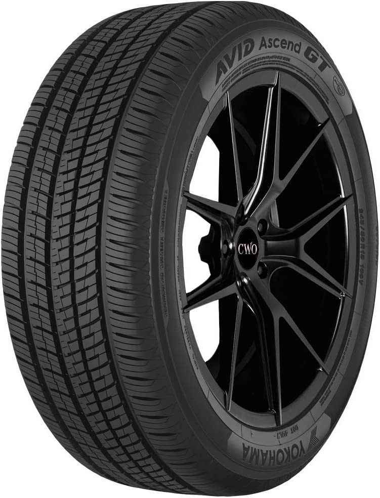 Great interest Yokohama AVID ASCEND GT all_ Tire-195 87V Radial Season 55R16 Deluxe