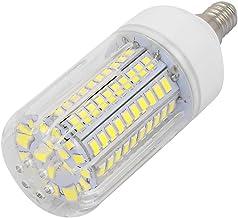 X-DREE AC 220V E14 12W Pure White 120 LEDs 5733 SMD Energy Saving Silicone Corn Light Bulb (4f3cfe17-a222-11e9-8d7c-4cedfb...