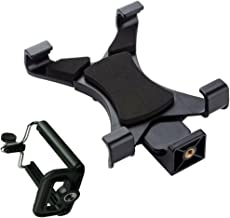 Vastar 2-in-1 Universal Tablet iPad Tripod Cellphone Mount Adapter Clamp for iPad 2/3/4/Air 1/2/Mini 1/2/3/Samsung Galaxy Tab 2/3/4/ Note/Tab Pro/Tab S/Microsoft Surface,iPhone, Google Nexus and More