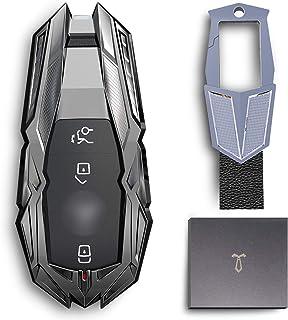 Suchergebnis Auf Für Mercedes Schlüssel Cover Schlüsselanhänger Merchandiseprodukte Auto Motorrad