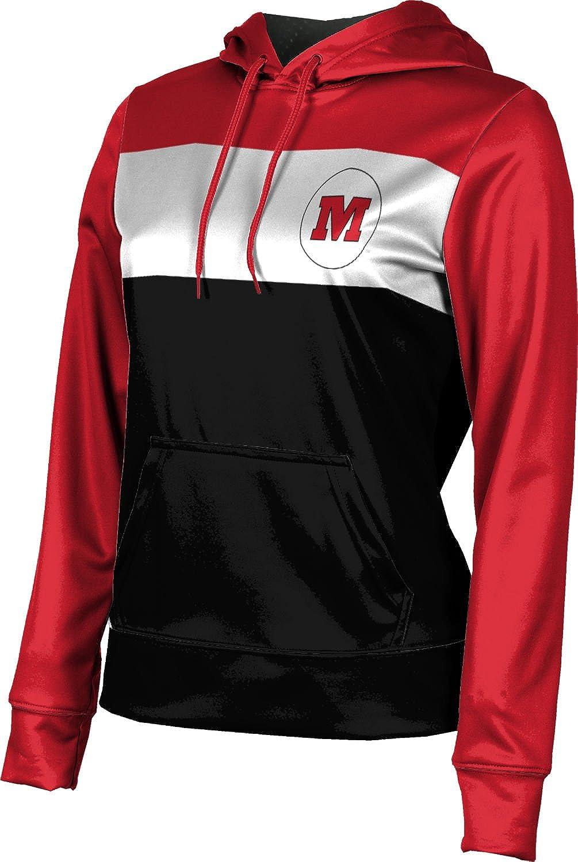 Monmouth College Girls' Pullover Hoodie, School Spirit Sweatshirt (Prime)