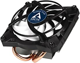 ARCTIC Freezer 11 LP - Enfriador Intel CPU 100 Watts, silencioso, 92 mm PWM, MX-4 preaplicado