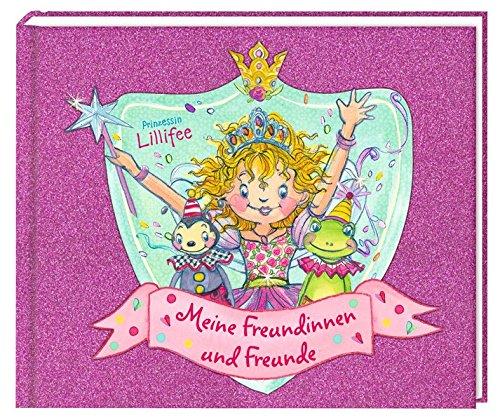 Freundebuch - Meine Freundinnen und Freunde - Prinzessin Lillifee